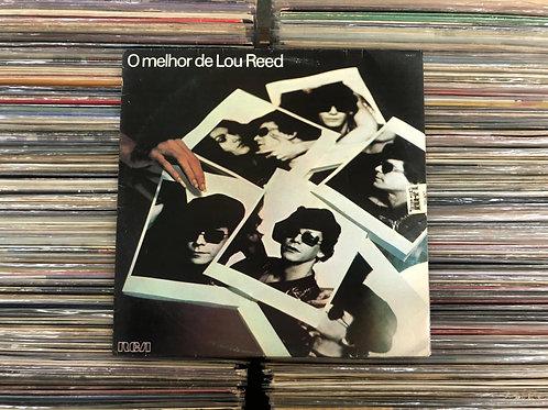 LP Lou Reed - O Melhor De Lou Reed