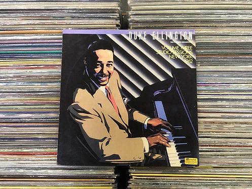 LP Duke Ellington - The Private Collection: Volume Three, Studio Sessions...