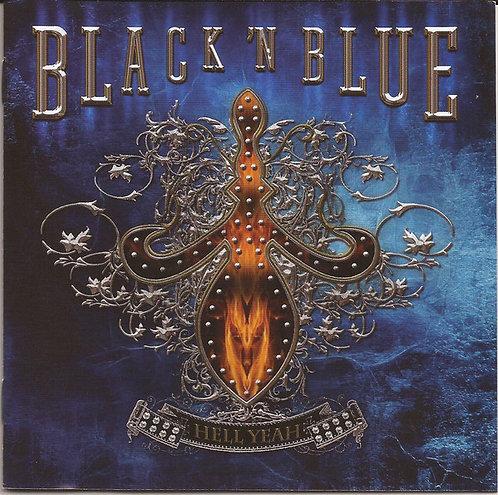 CD Black 'N Blue - Hell Yeah! - Importado - Lacrado