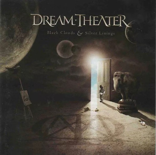 CD Dream Theater - Black Clouds & Silver Linings