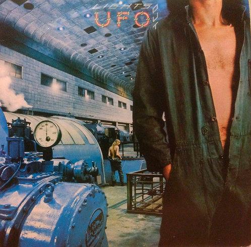 CD Ufo - Lights Out - Importado - +Bônus - Lacrado
