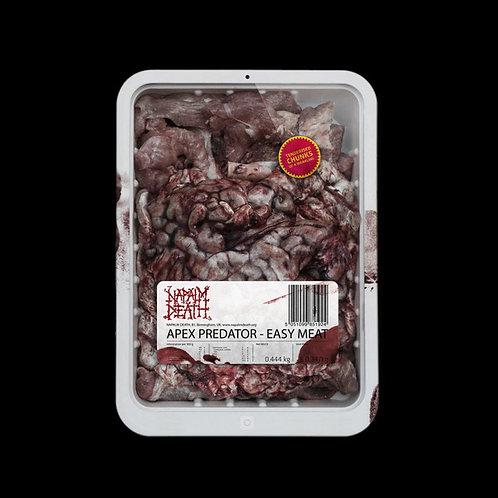 CD Napalm Death - Apex Predator - Easy Meat - Lacrado