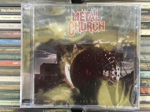 CD Metal Church - From The Vault - Lacrado