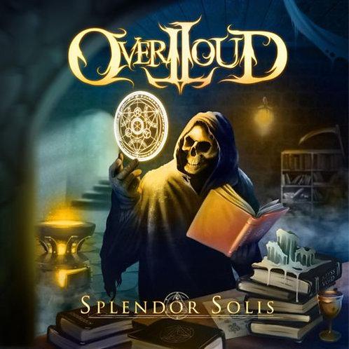 CD Overlloud - Splendor Solis - Lacrado