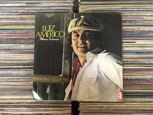 LP Luiz Américo - Alma Gemea