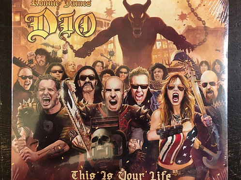 CD Ronnie James Dio: This Is Your Life - Digipack - Lacrado