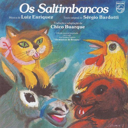 CD Os Saltimbancos - Os Saltimbancos - Lacrado