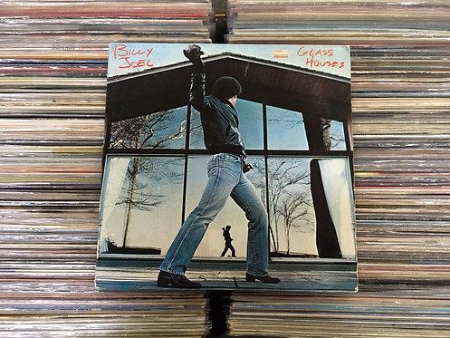 LP Billy Joel - Glass Houses - Importado - C/ Encarte