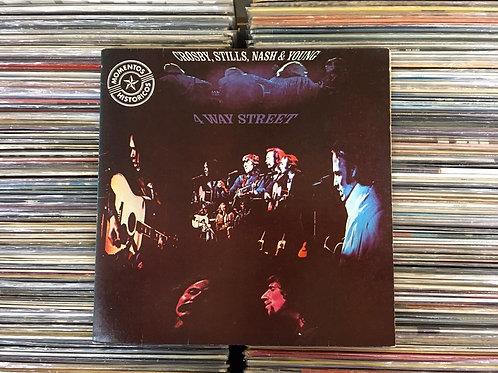 LP Crosby, Stills, Nash & Young - 4 Way Street - Duplo