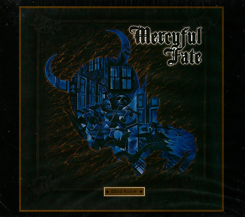 CD Mercyful Fate - Dead Again - Slipcase - Lacrado