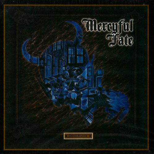 CD Mercyful Fate - Dead Again - Slipcase - Lacrado