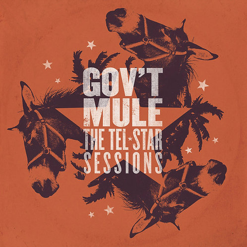 CD Gov't Mule - The Tel Star Sessions - Importado - Lacrado