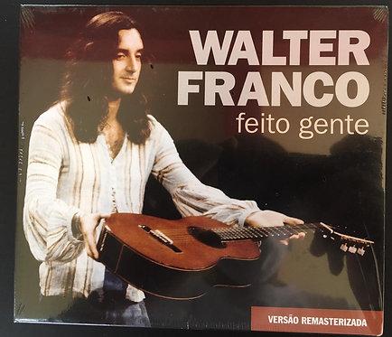 CD Box Duplo - Walter Franco - Feito Gente - Slipcase - Lacrado