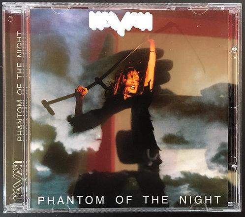 CD Kayak - Phantom Of The Night - Importado