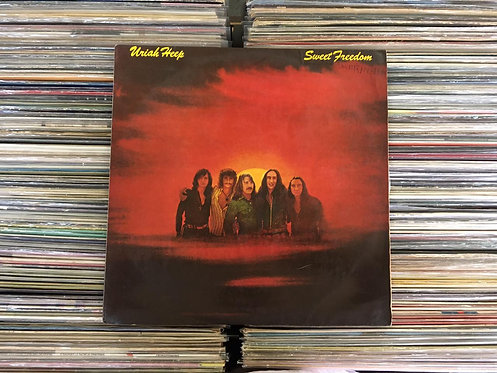 LP Uriah Heep - Sweet Freedom