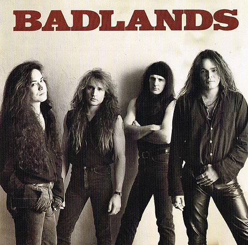 CD Badlands - Badlands - Importado - Lacrado