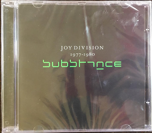 CD Joy Division - Substance - Lacrado