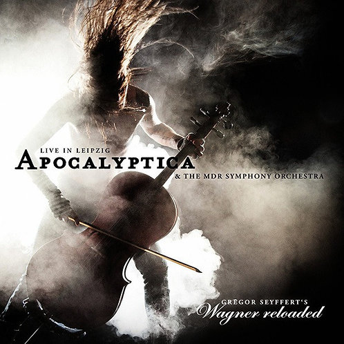 CD Apocalyptica - Wagner Reloaded -live In Leipzig - Lacrado