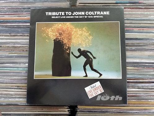 LP Tribute To John Coltrane - Select Live Under The Sky '87