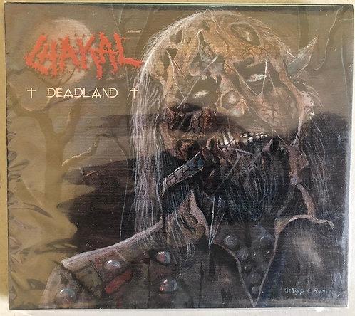 CD Chakal - Deadland - Slipcase - Lacrado