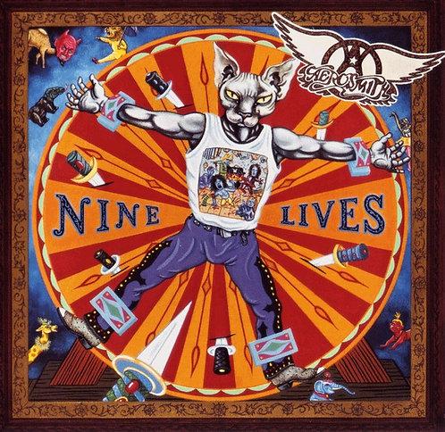 CD Aerosmith - Nine Lives - Lacrado