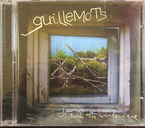 CD Guillemots - Through The Windowpane - Lacrado