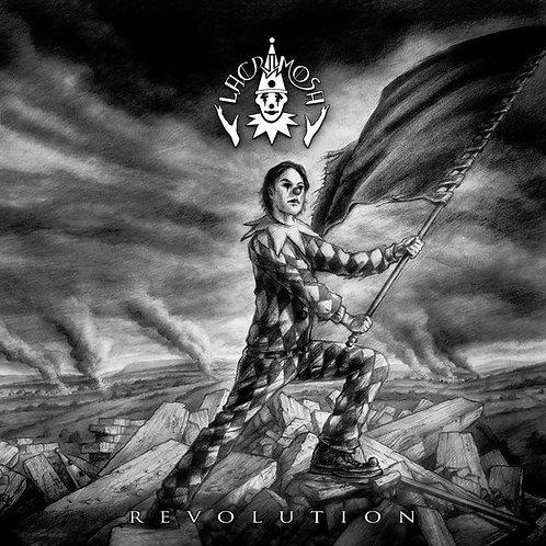 CD Lacrimosa - Revolution - Lacrado