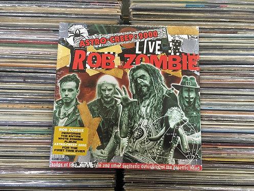 LP Rob Zombie - Astro-Creep: 2000 Live - Importado - Lacrado