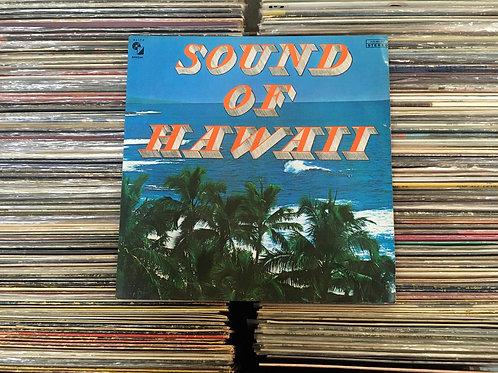 LP Sound Of Hawaii - 1976 - Orchester Claudius Alzner