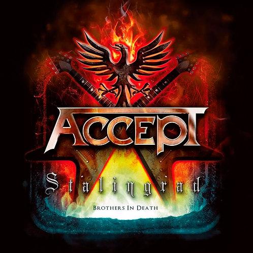 CD + DVD Accept - Stalingrad - Lacrado