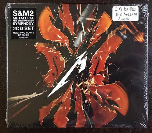 CD Metallica - S&M2 - Duplo - Digipack - Lacrado