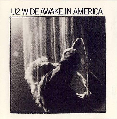 CD U2 - Wide Awake In America - EP - Lacrado