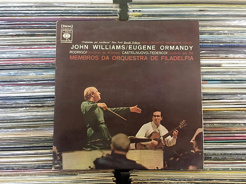 LP John Williams, Eugene Ormandy - Two Favorite Guitar Concertos