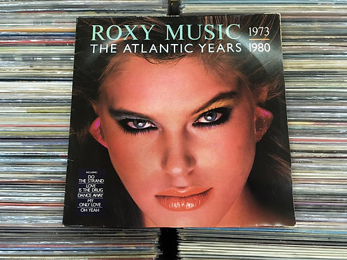 LP Roxy Music - The Atlantic Years 1973 - 1980