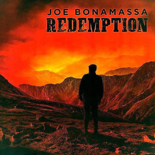 CD Joe Bonamassa - Redemption - Importado - Lacrado