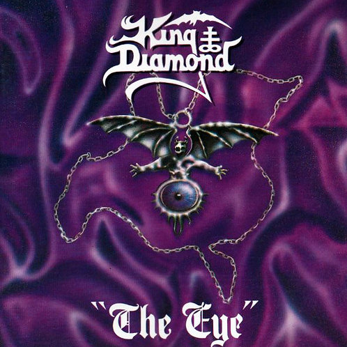 CD King Diamond - The Eye - Importado - Lacrado