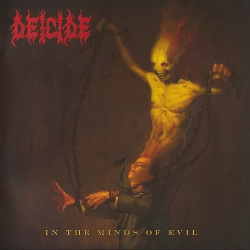 CD Deicide - In The Minds Of Evil - Lacrado