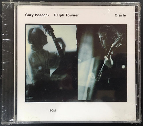 CD Gary Peacock, Ralph Towner - Oracle - Importado - Lacrado