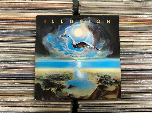 LP Illusion - 1978 / Madonna Blues