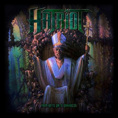 CD Hatriot - From Days Unto Darkness - Lacrado