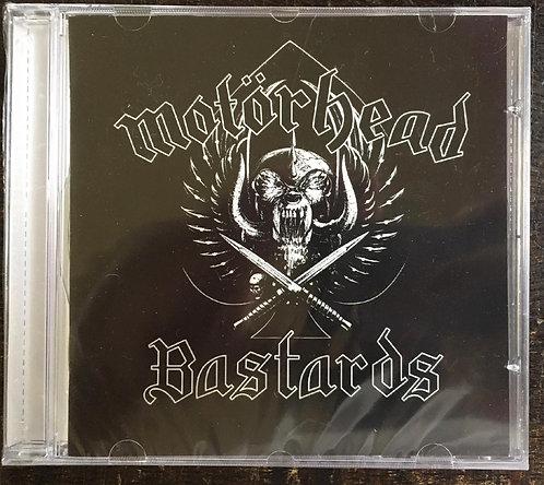 CD Motörhead - Bastards - Lacrado