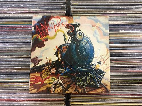 LP 4 Non Blondes - Bigger, Better, Faster, More! - Com Encarte
