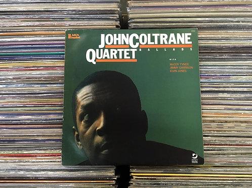 LP The John Coltrane Quartet - Ballads
