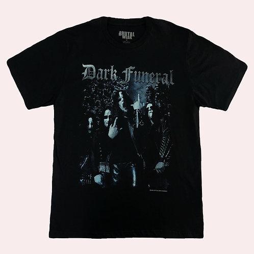 Camiseta Dark Funeral -  Enter My Kingdom - Brutal