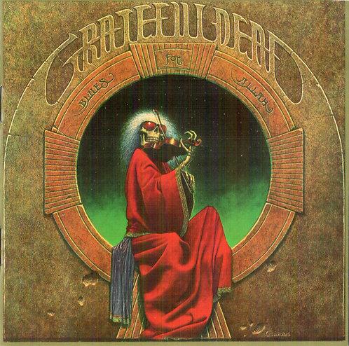 CD Grateful Dead - Blues For Allah - Importado - Lacrado