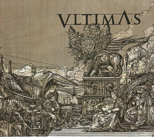 CD Vltimas - Something Wicked Marches In- Slipcase - Lacrado