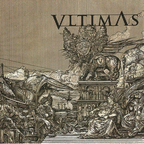 CD Vltimas - Something Wicked Marches In- Slipcase - Lacrado