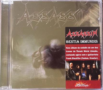 CD Assassin - Bestia Immundis - Lacrado