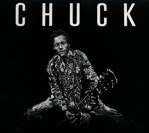 CD Chuck Berry - Chuck - Digifile - Lacrado