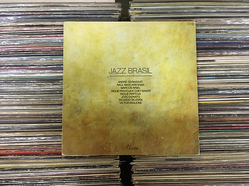 LP Jazz Brasil - João Donato, Chet Baker e Outros - Com Encarte